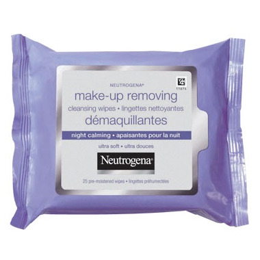 Neutrogena Make-up Removing Cleansing Wipes