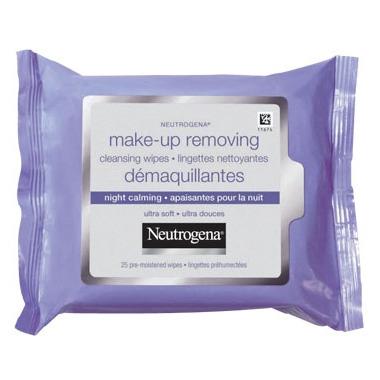 Neutrogena Make-up Removing Cleansing Wipes