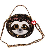 Ty Fashion Dangler the Sloth Sequin Purse