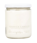 Fenwick Candles No.6 Lemongrass Large