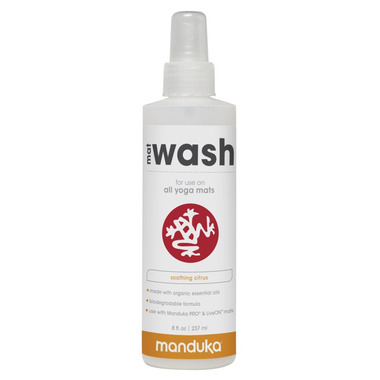 Manduka Mat Wash Spray Soothing Citrus