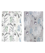 Nest Designs Bamboo Swaddle Blankies Forest