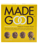 MadeGood Chocolate Banana Organic Granola Minis Snack Packs