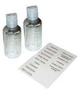 Axel Kraft Cosmetic Travel Bottles