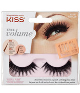 Kiss True Volume Fake Eyelashes Single Pack # 06