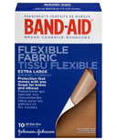 Band-Aid Flexible Fabric Extra Large Bandages