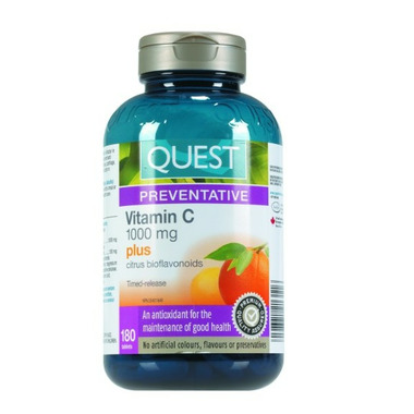 Quest Vitamin C Timed-Release
