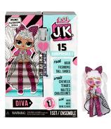 L.O.L. Surprise! J.K. Diva Mini Fashion Doll