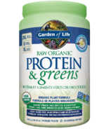 Garden of Life Raw Organic Protein & Greens Vanilla