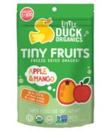 Little Duck Organics Tiny Fruit Apple Mango