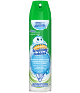 Scrubbing Bubbles Bathroom Grime Fighting Aerosol Cleaner Fresh Clean Scent