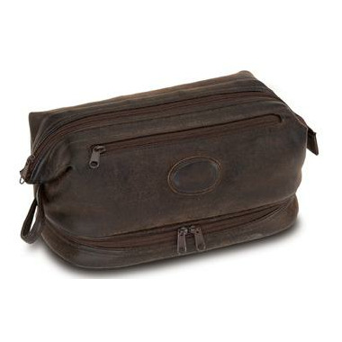 Danielle Creations Montana Triple Pocket Dopp Kit