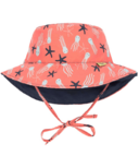 Lassig Reversible Sun Hat Jellyfish