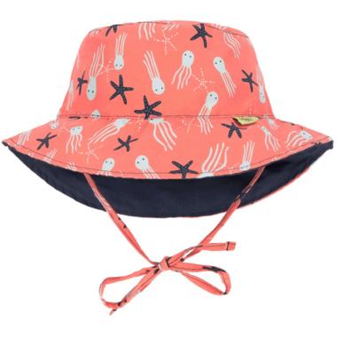 Lassig Reversible Sun Hat Jellyfish