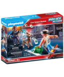 Playmobil Police Action City Street Patrol