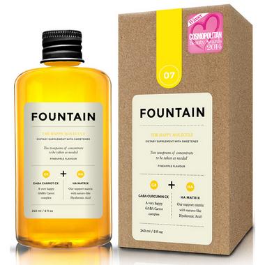 Fountain The Happy Molecule