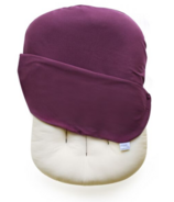 Snuggle Me Organic Lounger with Cover Plum Limited Edition