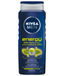 Nivea Men Energy 24H Fresh Effect Shower Gel