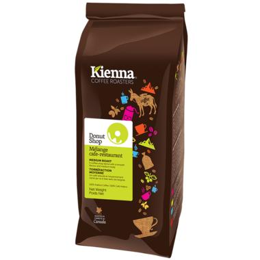 Kienna Coffee Roasters Donut Shop Coffee