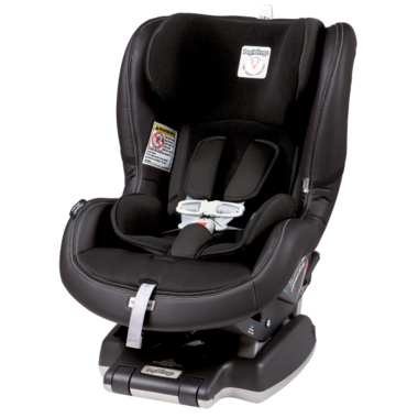 Peg Perego Car Seat Primo Viaggio Convertible Licorice Leatherette