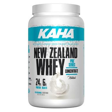 Ergogenics Nutrition Kaha NZ Whey Concentrate Natural