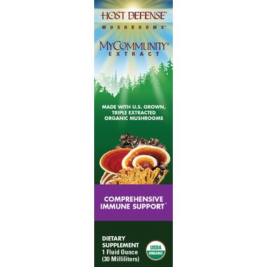 Host Defense MyCommunity Extract