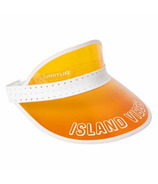 SunnyLife Retro Sun Visor Neon Orange
