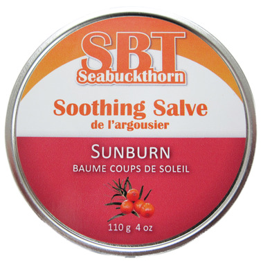 SBT Seabuckthorn Sunburn Soothing Salve