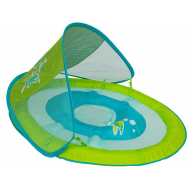 SwimWays Baby Spring Float with Canopy
