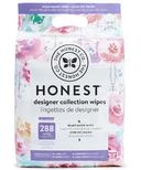 The Honest Company Honest Designer Collection Wipes Rose Blossom