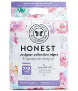 The Honest Company Honest Designer Collection Wipes Rose Blossom