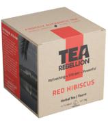 Tea Rebellion Red Hibiscus Herbal Tea