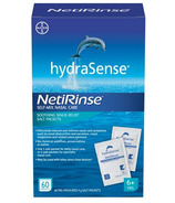 hydraSense NetiRinse Self-Mix Soothing Salt Packets