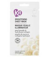 KIT Brightening Sheet Mask