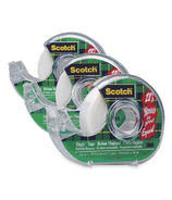 3M Scotch Magic Tape With Dispenser