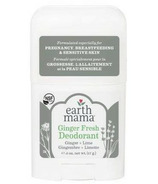 Earth Mama Ginger Fresh Deodorant Travel Size