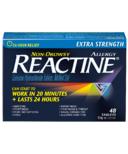 Reactine Extra Strength Reactine 48 Tablets