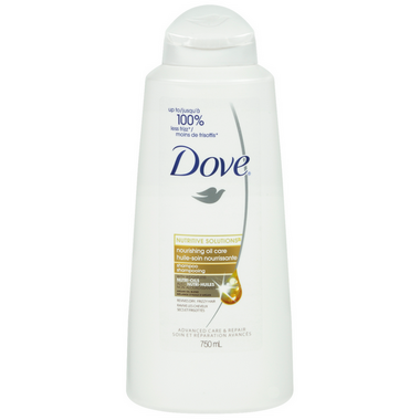 Dove Nutritive Solutions Nourishing Oil Care Shampoo
