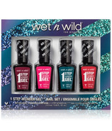 Wet n Wild One-Step Wonder Gel Nail Set