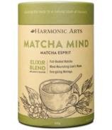 Harmonic Arts Matcha Mind Elixir