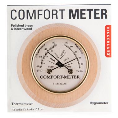 Kikkerland Comfort Meter Small