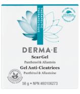 Gel pour cicatrices Derma E