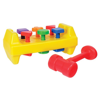 Fisher-Price Tap N\' Turn Tool Bench