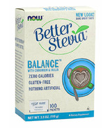 NOW Better Stevia Balance Packets