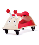 Hape Ladybug Ride-on