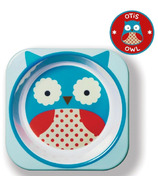 Skip Hop Zoo Tableware Melamine Bowl Owl Design