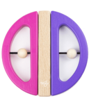 Tegu Swivel Bug Pink & Purple