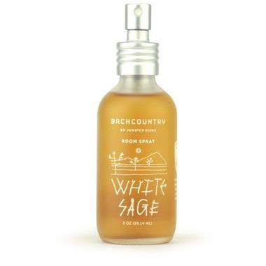 Juniper Ridge Backcountry White Sage Room Spray