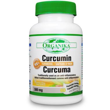 Organika Curcumin Turmeric