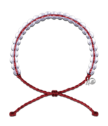 4Ocean Sustainable Fishing Bracelet Red